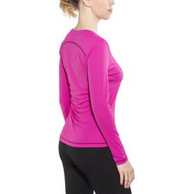 Kaikkialla Tiina T-shirt à manches longues Femme, pink